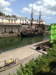 filming charlestown