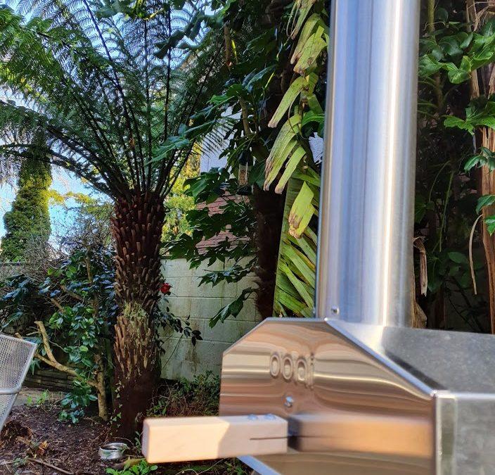 Outdoor fun – pizzas and park runs